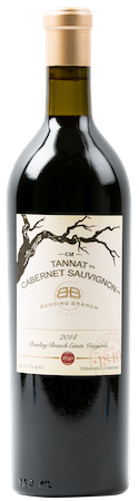 2014 Cabernet Sauvignon/Tannat, Bending Branch Estate Vineyard