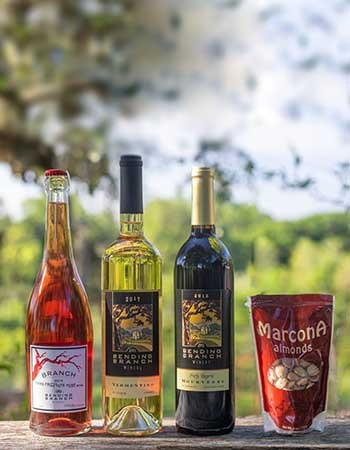 Spring Trio Tasting Package