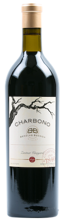 2014 Charbono, Zentner Vineyards