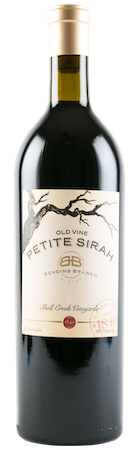 2014 Petite Sirah, Shell Creek Vineyards