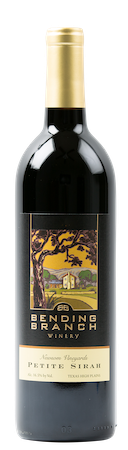 2015 Petite Sirah, Newsom Vineyards