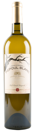 2016 Single Barrel Picpoul Blanc, Hall Ranch Vineyards