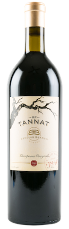 2012 Tannat, Silvaspoons Vineyards