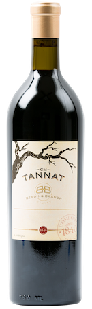 2013 Tannat CM, Bending Branch Winery Estate Vineyards