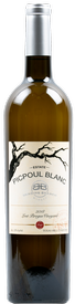 2018 Estate Picpoul Blanc, Lost Pirogue Vineyard