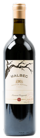 2012 Malbec, Newsom Vineyards