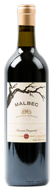2017 Malbec, Newsom Vineyards
